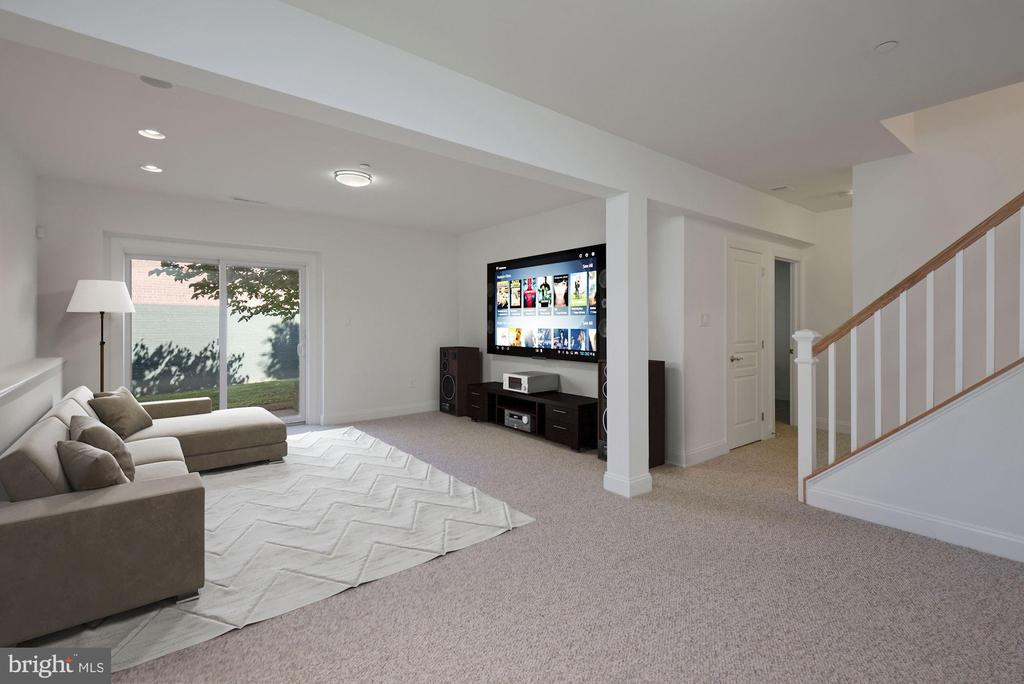 Walk-Out Lower-Level - 1903 KERMIT RD, SILVER SPRING
