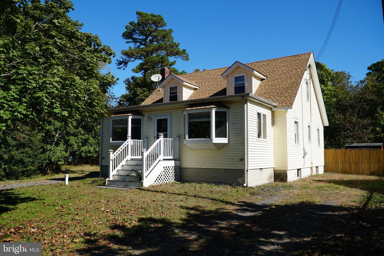 Single Family Homes для того Продажа на Chatsworth, Нью-Джерси 08019 Соединенные Штаты