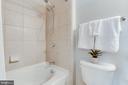 Shower/Tub combo - 1021 N GARFIELD ST #714, ARLINGTON