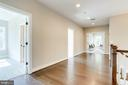 Beautiful hardwood floors - 224 N NELSON ST, ARLINGTON