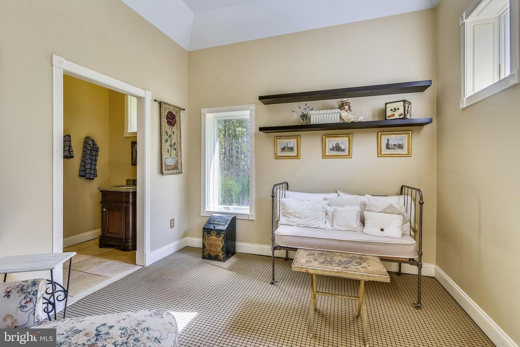 Such a lovely retreat  for guests - 20448 OATLANDS CHASE PL, LEESBURG