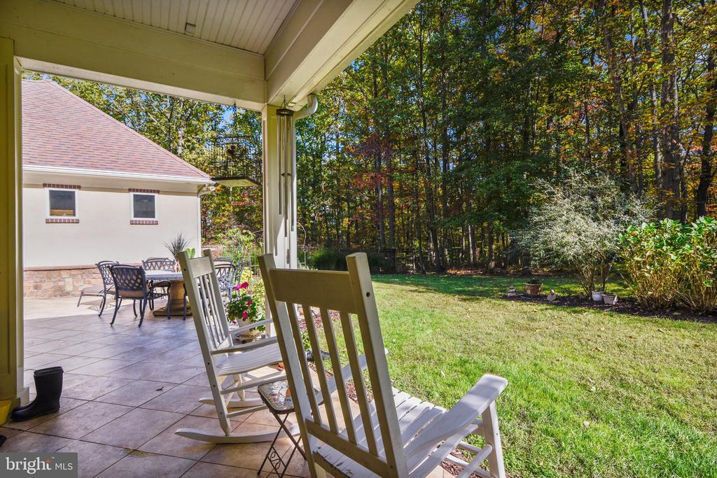 Gaze into Nature's Beautiful scenery - 20448 OATLANDS CHASE PL, LEESBURG