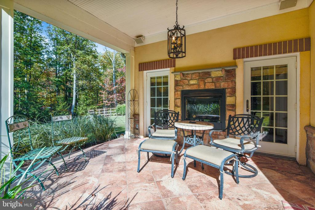 Owner's Patio - 20448 OATLANDS CHASE PL, LEESBURG