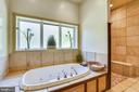 What a relaxing  spa-like bath - 20448 OATLANDS CHASE PL, LEESBURG