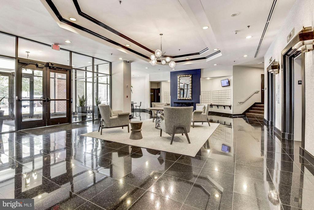 Lobby - 1001 N RANDOLPH ST #214, ARLINGTON