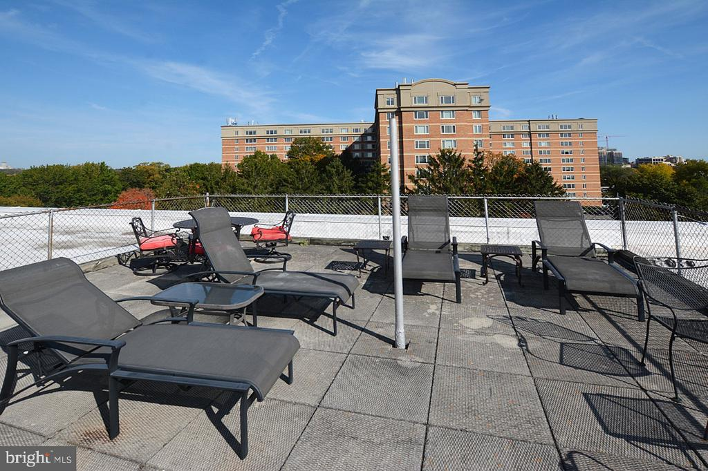 Fabulous Rooftop Deck - 2016 N ADAMS ST #401, ARLINGTON