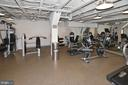 Fitness Room - 2016 N ADAMS ST #401, ARLINGTON
