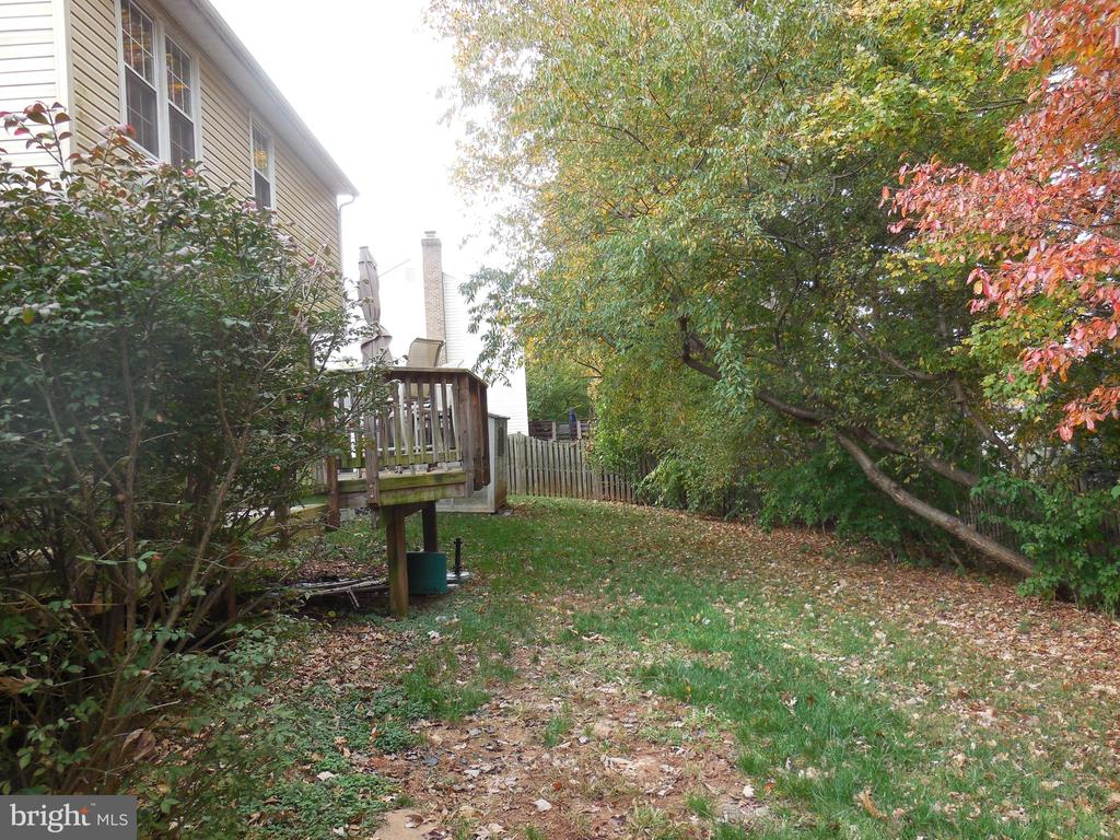 Beautiful Trees Bring Lots of Privacy - 210 ENVIRONS RD, STERLING