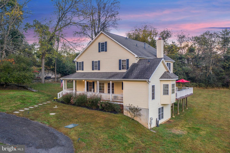 Single Family Homes のために 売買 アット Thornton, ペンシルベニア 19373 アメリカ