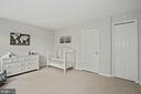 Multifunctional 2nd/guest bedroom space - 1301 N COURTHOUSE RD #801, ARLINGTON