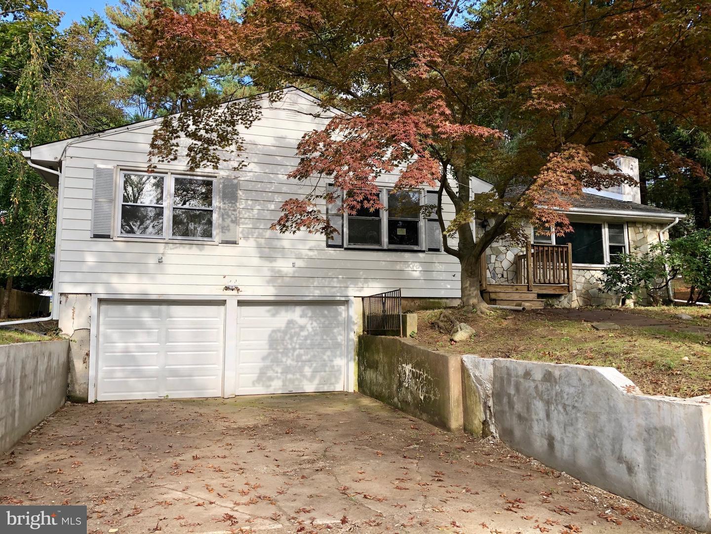 Single Family Homes pour l Vente à Ewing, New Jersey 08628 États-Unis