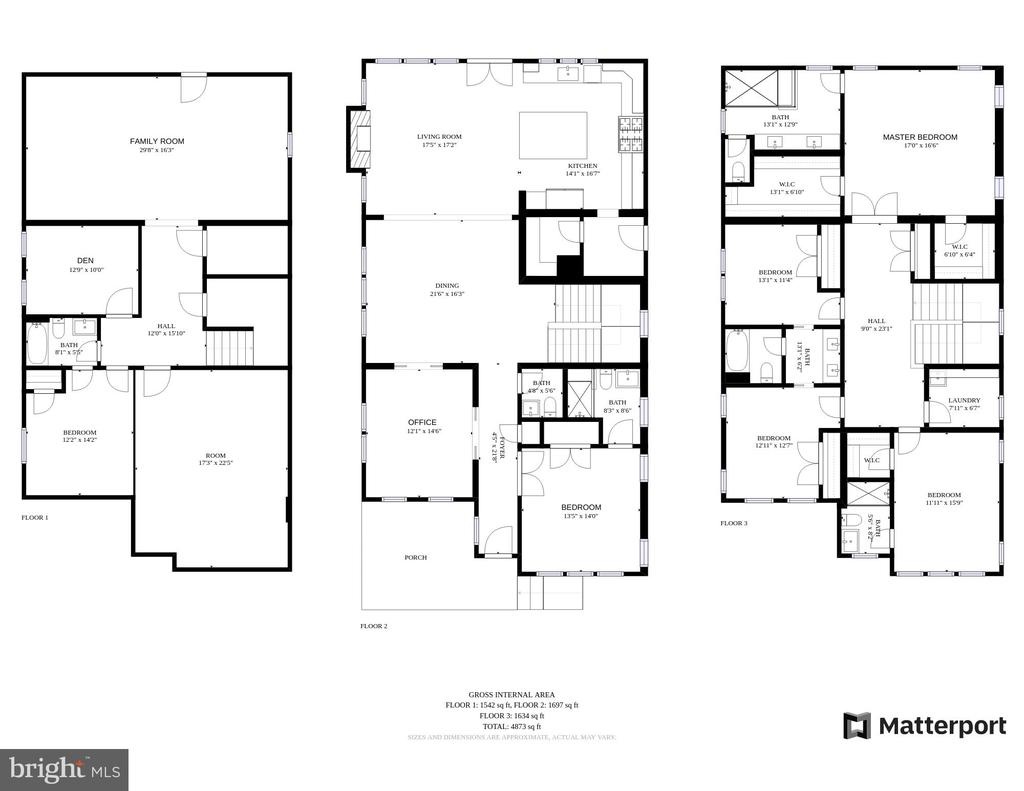 Floor Plans - 224 N NELSON ST, ARLINGTON