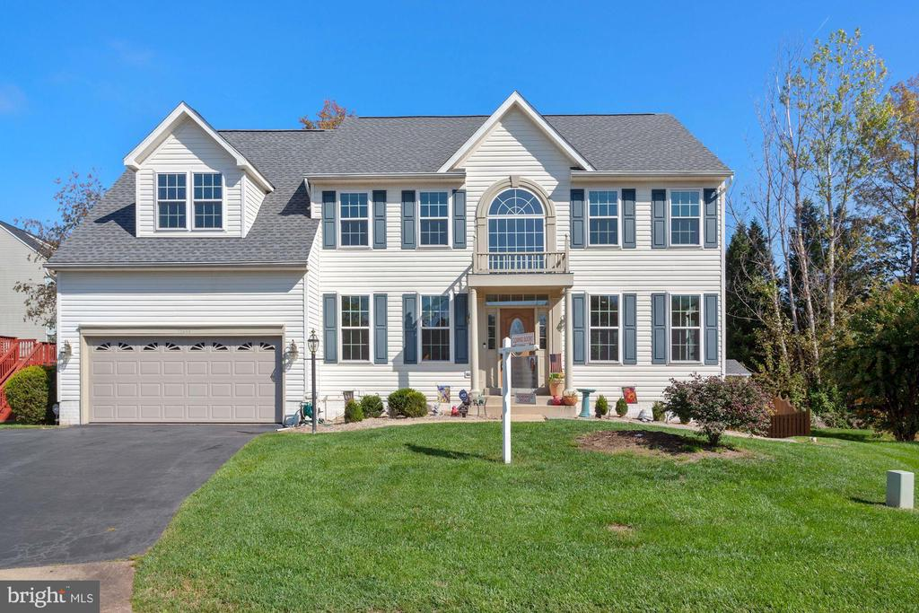 Welcome  to 10383 Sesame Ct on a Cul De Sac Lot - 10383 SESAME CT, MANASSAS