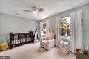 Huge Secondary Bedroom - 1168 N VERMONT ST, ARLINGTON