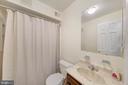 Full Bath in Basement Space - 1168 N VERMONT ST, ARLINGTON
