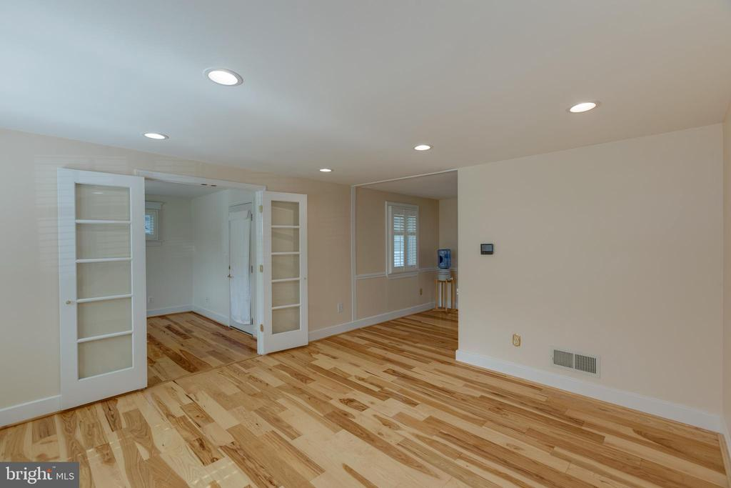 Beautiful Hickory Floors - 6947 N FOUR MILE RUN DR, ARLINGTON