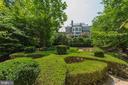 Beautiful gardens - 7984 GEORGETOWN PIKE, MCLEAN