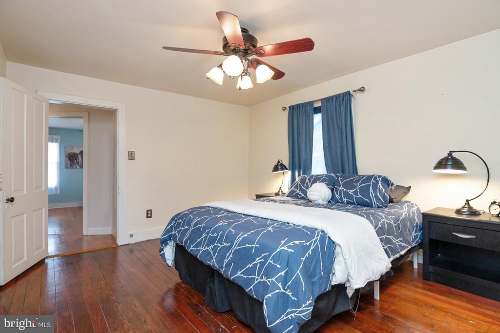 Primary Bedroom with an ensuite Bath - 3635 BUCKEYSTOWN PIKE, BUCKEYSTOWN