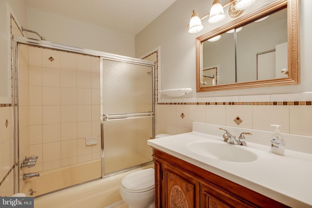 Hall Bath - 12813 LAYHILL RD, SILVER SPRING