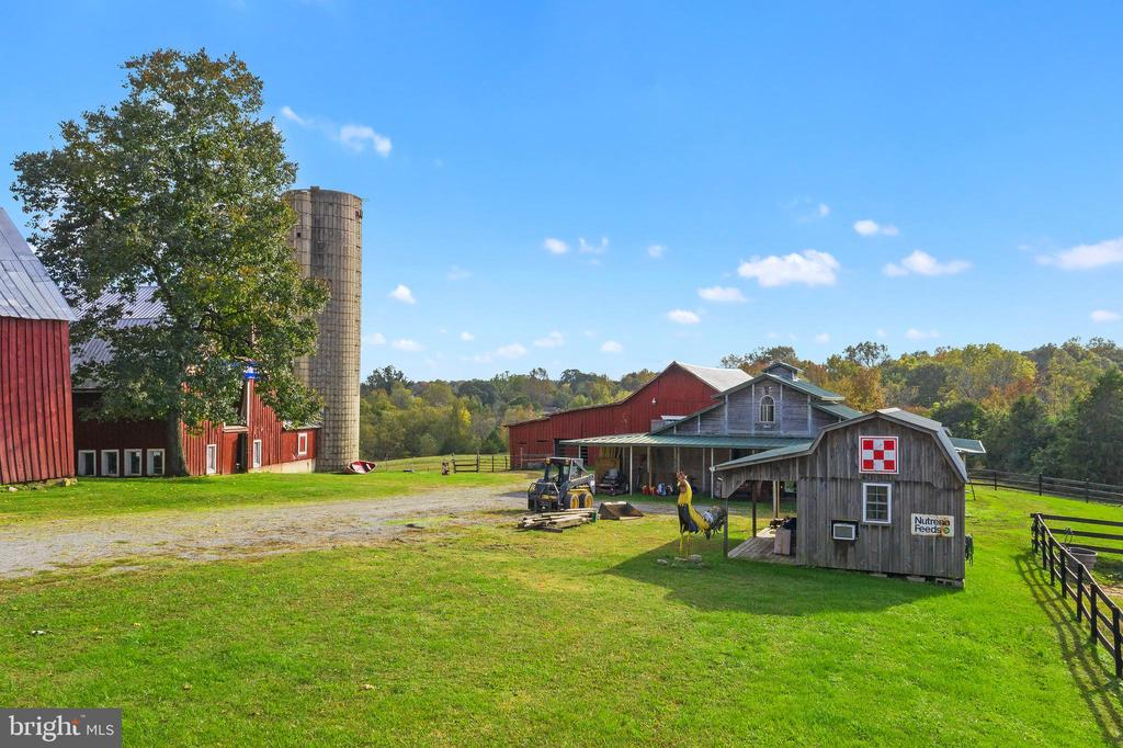 13 Outbuildings on the Farm - 7901 MELTON LN, SPOTSYLVANIA