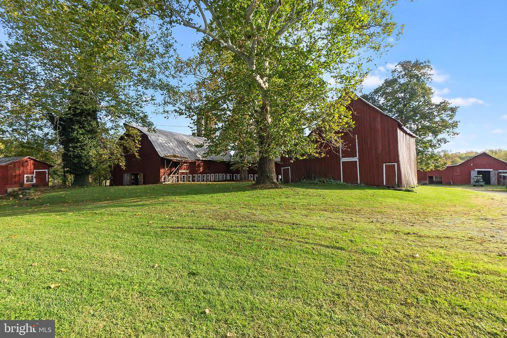 Several Barns including this oldest standing barn - 7901 MELTON LN, SPOTSYLVANIA