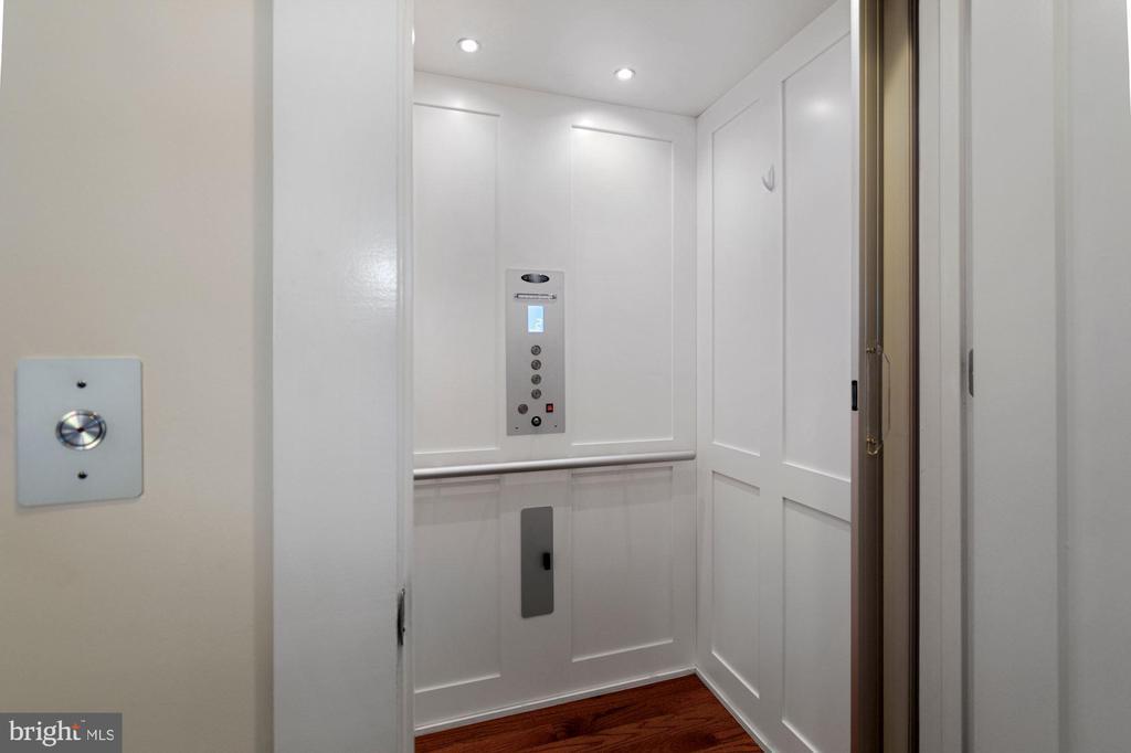 Elevator - 5204 WILLET BRIDGE CT, BETHESDA