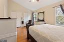 Master bedroom - 55 MILLARD CT, STERLING