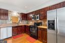 Kitchen - 55 MILLARD CT, STERLING