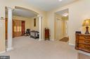 Master Suite With Sitting Room - 14001 BANEBERRY CIR, MANASSAS