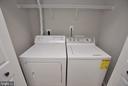 Laundry Closet - 248 KIRBY ST, MANASSAS PARK
