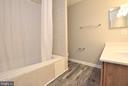 Primary Bathroom - 248 KIRBY ST, MANASSAS PARK