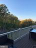 Deck views. - 18228 RED MULBERRY RD, DUMFRIES
