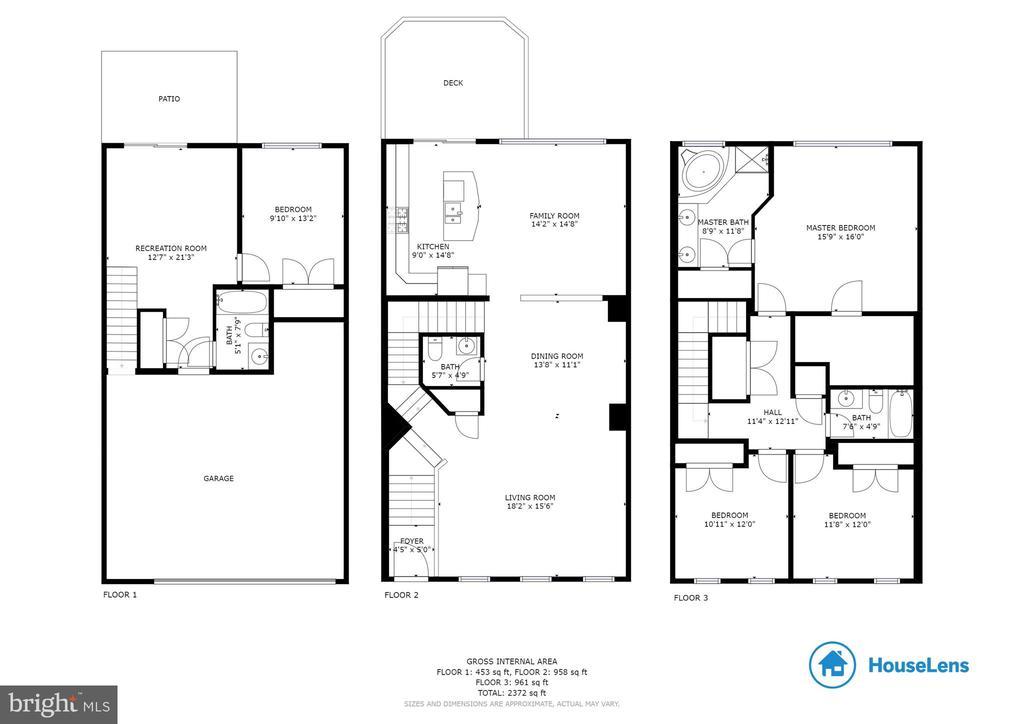 Floor Plans - 42762 KEILLER TER, ASHBURN