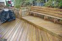 Deck - 12889 TITANIA WAY, WOODBRIDGE