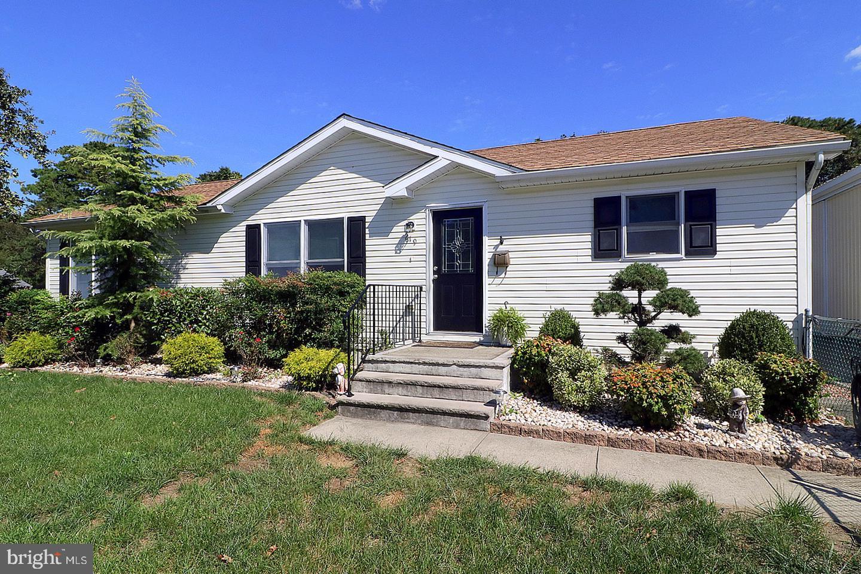 Single Family Homes för Försäljning vid Lakehurst, New Jersey 08733 Förenta staterna