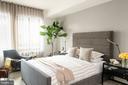 Large BR - fits King-sized bed; lg walk-in closet - 70 SE N ST SE #N608, WASHINGTON