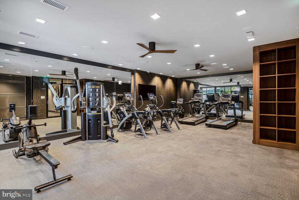 Fitness Center - 70 SE N ST SE #N608, WASHINGTON