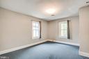 Left side bedroom - 313 WOLFE ST, FREDERICKSBURG
