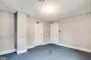 Left side bedroom #1 - 313 WOLFE ST, FREDERICKSBURG