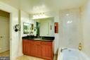 Bath - Primary - 11990 MARKET ST #1803, RESTON