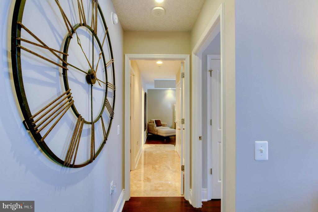 Hallway - 11990 MARKET ST #1803, RESTON
