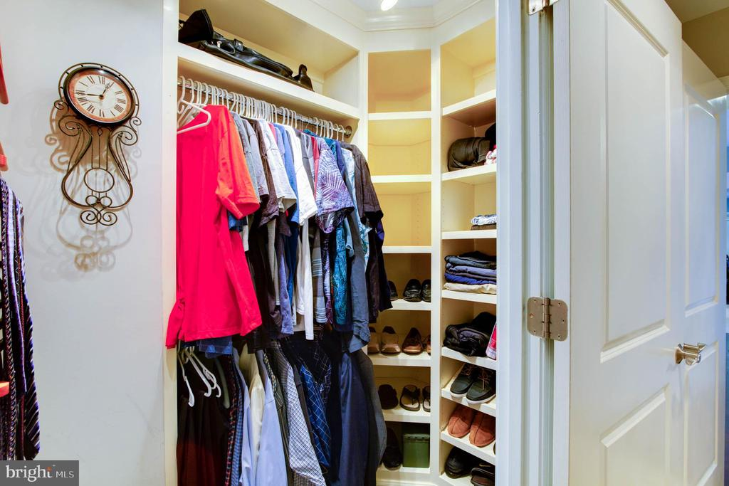 Closet - Primary - 11990 MARKET ST #1803, RESTON