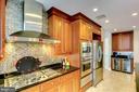 Kitchen - 11990 MARKET ST #1803, RESTON