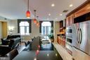 Kitchen Island - 11990 MARKET ST #1803, RESTON
