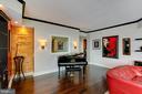 Dining Room - 11990 MARKET ST #1803, RESTON