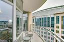 Balcony - 11990 MARKET ST #1803, RESTON