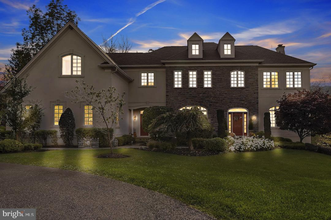 Single Family Homes για την Πώληση στο Huntingdon Valley, Πενσιλβανια 19006 Ηνωμένες Πολιτείες