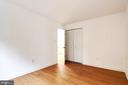 2nd Bedrooms are spacious too - 6304 TEAKWOOD CT, BURKE