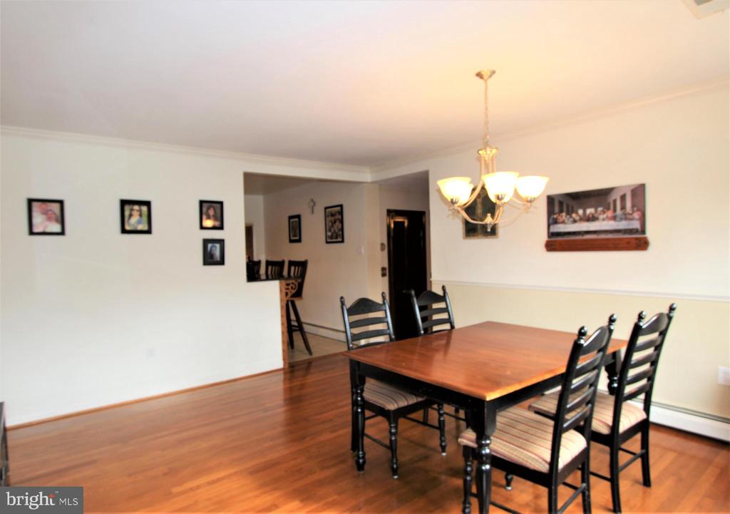 Dining Area or Could be Formal Living Room - 7707 DUBLIN DR, MANASSAS