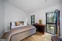 3rd floor bedroom - 4319 MURDOCK MILL RD NW, WASHINGTON